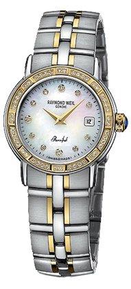 Raymond Weil Parsifal reloj 9440-sts-97081reloj de pulsera (reloj de pulsera)