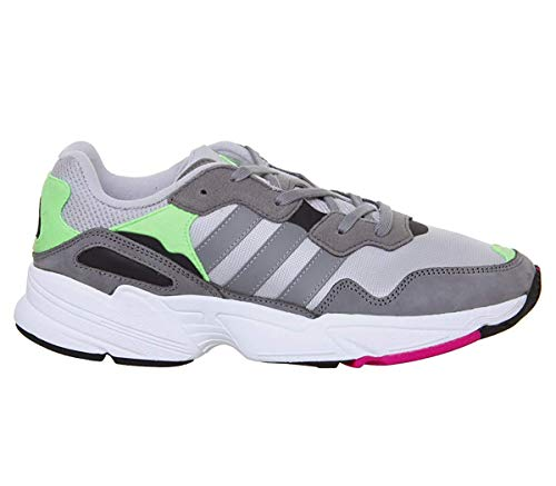 new concept 6d43b 16d9e adidas Herren Yung-96 Sneakers, Mehrfarbig (Grey Two F17 Grey Three F17