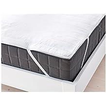 IKEA ANGSVIDEProtector de colchón para cama king size, 200x 150cm