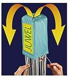 JUWEL 30236 Schutzhülle für Wäschespinnen Futura und Novamatic, Farbe Silber