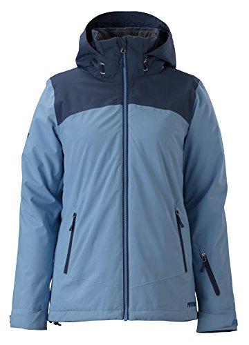 Marker Damen Pandemonium Jacke L Vista Blue (Marker Ski-jacke)