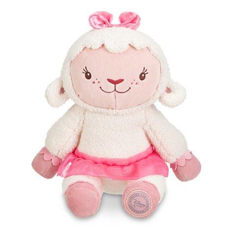 Doc Mcstuffins Lambie Stylised Plush Soft Toy - Figure - Posh Paws