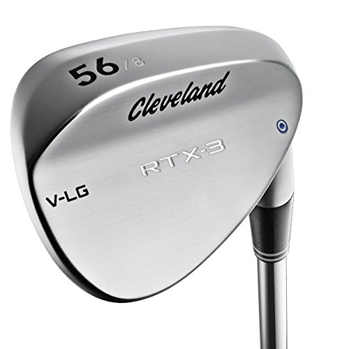 Cleveland Golf pour Homme RTX-3Vlg (Basse Bounce) Wedge,...