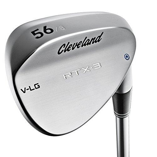 Cleveland Golf pour homme Rtx-3Vlg (basse Bounce) Wedge, tour satiné, Homme, Tour Satin