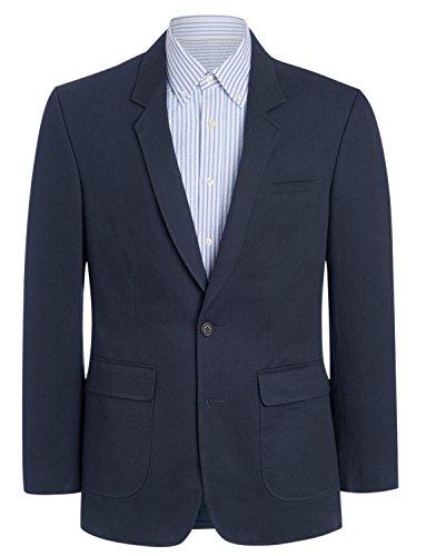 Mens Pegasus Tailored Cotton Jacket