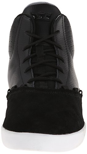 Supra ESTABAN Herren Hohe Sneakers Schwarz (BLACK / BLUE - WHITE     BKB)