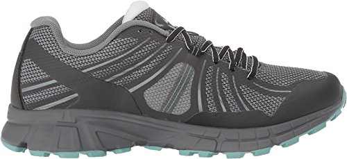 Columbia Mojave Trail Outdry - Chaussures de running - gris 2017 grey ash/iceberg