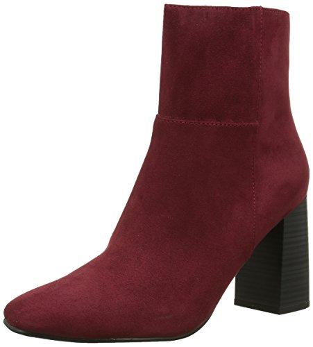 Tamaris 25062, Bottes Classiques Femme Rouge (Bordeaux 549)