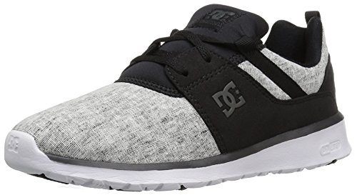 DC - Frauen-Heathrow SE Schuh Black/Charcoal