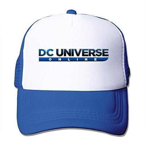 dc-universe-online-trucker-baseball-hats-royalblue