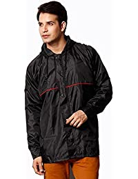 Lapolo Men's Polyester Wind Cheaters