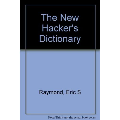 The New Hacker's Dictionary (1993-12-30)