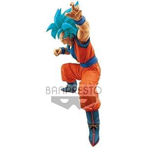 Banpresto Figura Dragon Ball God Super Saiyan Goku (Bandai 81025)