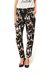 Pepe Womens Relaxed Pants (LISS_Black_S)