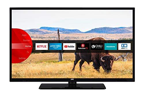 JVC LT-32V55LFA 81 cm (32 Zoll) Fernseher (Full HD, Triple-Tuner, Smart TV, Prime Video, Bluetooth)