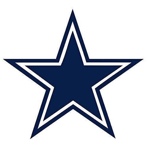 ial NFL Anstecknadel (One Size) (Marineblau) (Dallas Cowboy-party)