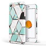 DOUJIAZ Coque en Silicone TPU Souple avec Paillettes Brillantes pour iPhone 7, iPhone...