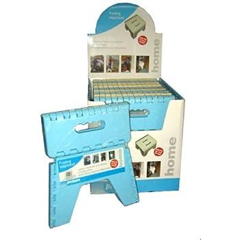 Small Folding Step Stool Colours May Vary Amazon Co Uk