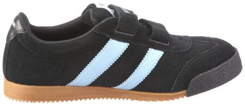 Skechers Memos Commemorate 999830L, Sneaker ragazza Noir (Bkbl)