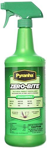PYRANHA Zero Bite Alle Fliegen Natural Spray, 32Unze