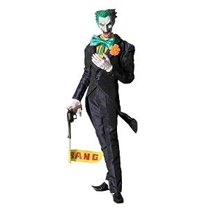 Batman Silencio Joker Rah figura de acción 4