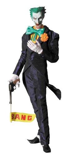 Batman Silencio Joker Rah figura de acción 1