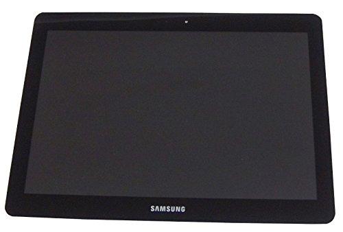 Generic LCD-Touchscreen Digitizer für Samsung Galaxy Tab 2 10.1 P5100 P5110 P5113 (LCD-Display, Touchscreen-Digitalisierer mit Rahmen) Schwarz