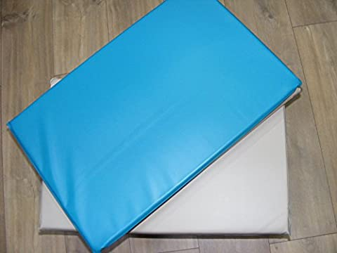 Toddlers Triple Folding Wipe Clean Sleep Mat / nap mat.