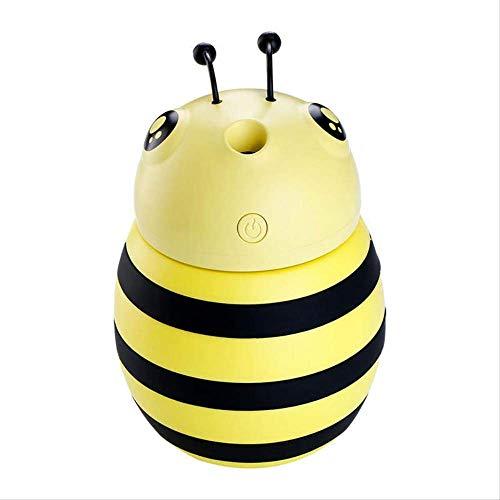 Aroma Lampen Kzfs Lampe Luftbefeuchter Süße Kleine Bee Led Luftbefeuchter Luft Diffusor Reiniger Zerstäuber Aroma c - Luft-reiniger Ofen