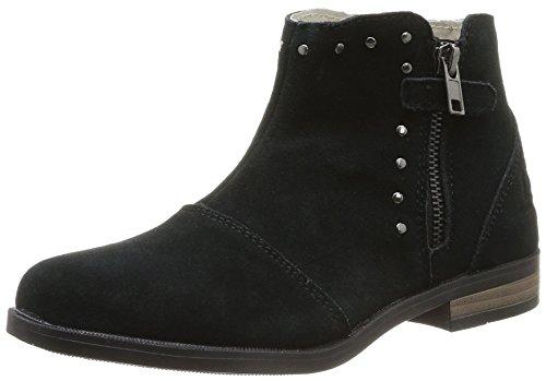 TTY Yberix, Boots fille Noir (1-566)