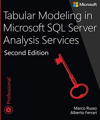 Tabular Modeling in Microsoft SQL Server Analysis Services (Developer Reference (Paperback)) por Marco Russo