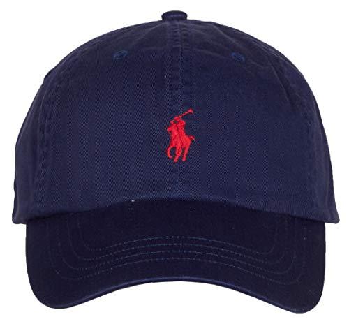 Ralph Lauren Polo - Gorra de béisbol para Hombre Blau (037) Talla única