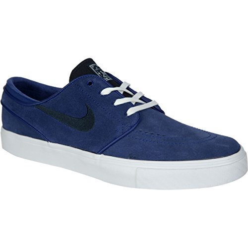 Nike Zoom Stefan Janoski L, Chaussures de Skate Homme, Varios blue - blue