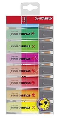 STABILO Boss Original Highlighter Pens