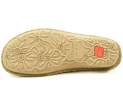 RohdeEmden - Pantofole Donna Beige