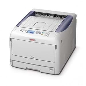 OKI C822dn - laser/LED printers (Epson FX, IBM ProPrinter, PCL 5c, PCL 6, SIDM, Ethernet, USB 2.0, 1200 x 600 DPI, 10 - 32 °C, A3, -10 - 43 °C)