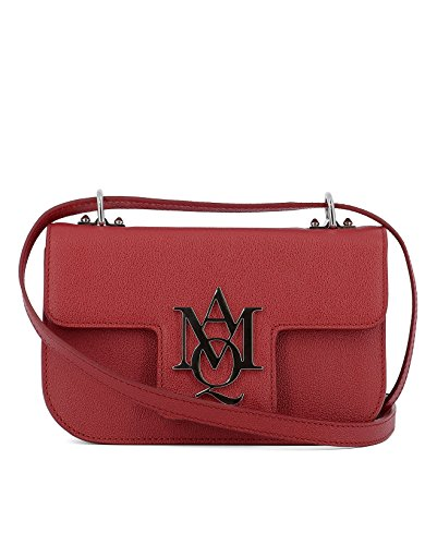 alexander-mcqueen-womens-439447dn10i6523-red-leather-shoulder-bag
