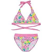 131fe8d454b9 Xinantime Bikini Set Bambina Floreale Stampa Due Pezzi Vita Alta Costumi da  Bagno Ragazze Estate Vacanze