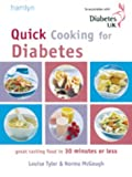 Quick Cooking for Diabetes by Louise Blair (2002-05-15)