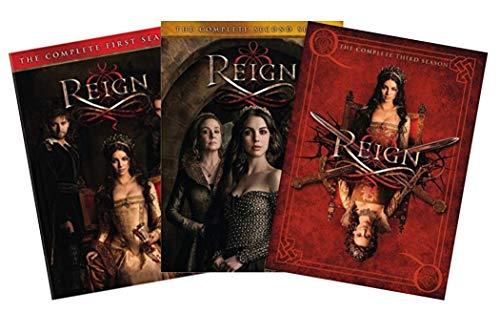 Reign - The Complete First, Second & Third Seasons (Season 1, Season 2, Season 3) [DVD]