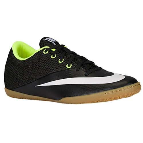 Nike Pro Mercurialx Via Ic Indoor Scarpe da calcio (nero, Hyper Punch)