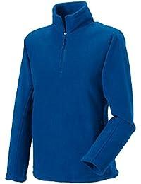 Jerzees Farben Zip Neck Outdoor Fleece
