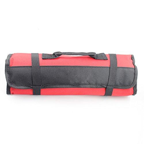 p Bag Hardware Lagerung Schraubendreher Zange Elektriker Reparatur(Rot) ()