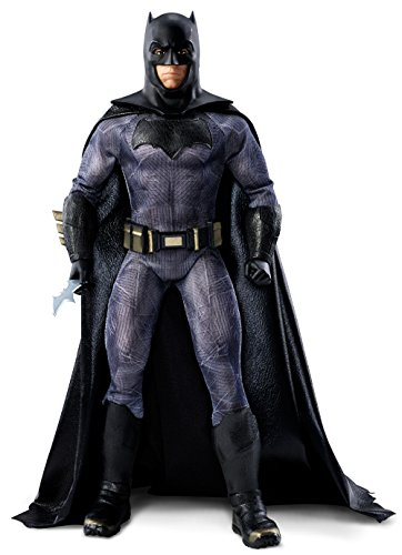 Mattel Barbie DGY04 Batman verses Superman Batman, (Batman Affleck Kostüm)