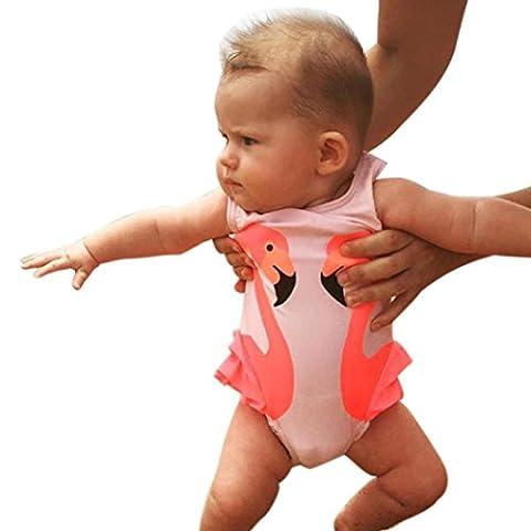 IGEMY - Sweat-shirt à capuche - Bébé (garçon) 0 à 24 mois bleu bleu - rose -