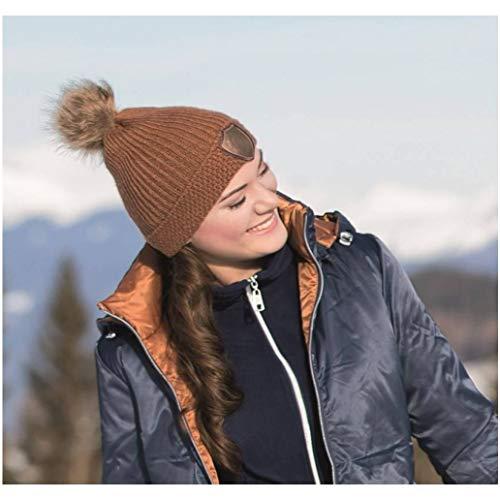 Damen Mütze MOENA Lauria Garrelli caramel
