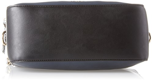 Gaudì Crossbody-Linea Angelica-cm.24 x 15 x 9, Borsa a Mano Donna, 24 x 15 x 9 cm (W x H x L) Blu (Dk Blue)