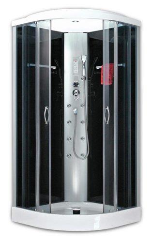Box doccia idromassaggio 80x80 Flamenco