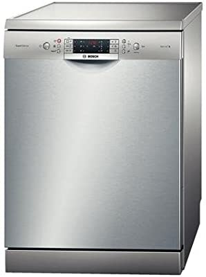 Bosch Lavavajillas Sms69 N78Eu Super Silence ActiveWater Clase A + + + capacidad 14espacios Color inoxidable a Independiente