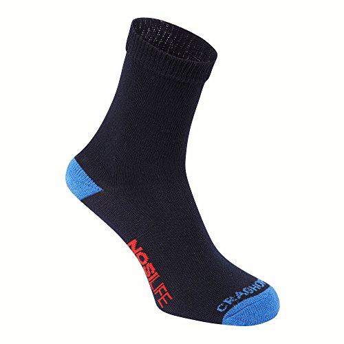 NosiLife Kids Single Travel Socken